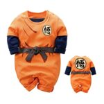 Ropa Bebe Dragon Ball